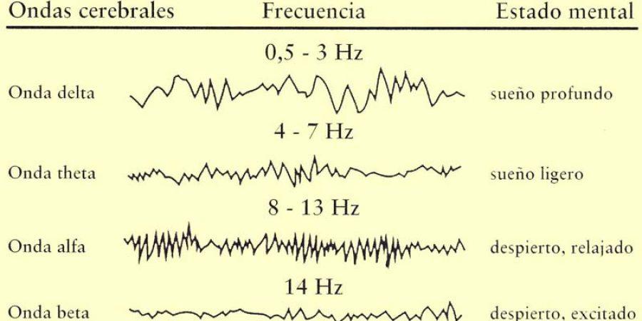 Ondas Cerebrales y Estados de la Mente - Hipnosis Terapéutica